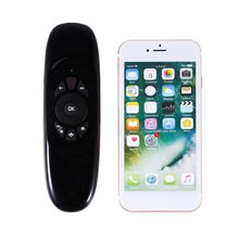 USB Wireless Remote Control 2.4GHz Mouse with USB Receiver 3D Sense Gyroscope Motion Stick For Android Remote For Smart TV 2017 t2 fly air mouse 2 4g wireless gyro 3d motion stick remote control for smart tv