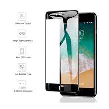 7D 9H protective on the for iphone 6 glass screen protector tempered se 7 8 x xr