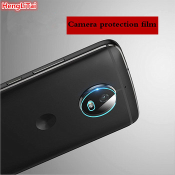 Nueva película protectora para cámara dedicada para Motorola Moto G5 plus/G5/E5/G5S lente de cámara película de vidrio templado