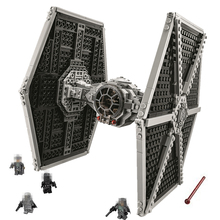 HOT Star Wars Microfighters Imperial TIE STARWARS Building Blocks Sets Bricks Classic Model Compatible 75211 все цены