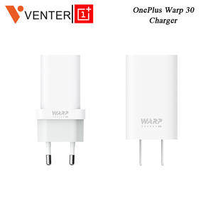 OnePlus Charge 30 Power Adapter For OnePlus 7 Pro Quick Charge Warp