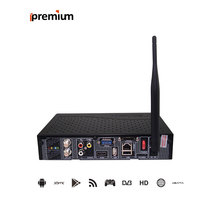 Europe 1-Year Service Digital Satellite HD Receiver MPEG-2 MPEG-4/H.264 DVB-S2 DM800 Android TV Box