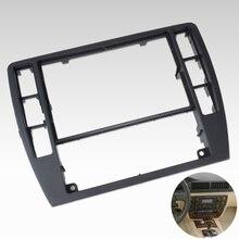 DWCX 3B0858069 ABS интерьер приборной панели центральной консоли отделка ободок панель радио лицевая рамка для VW PASSAT B5 2001 2002 2003 2004 2005