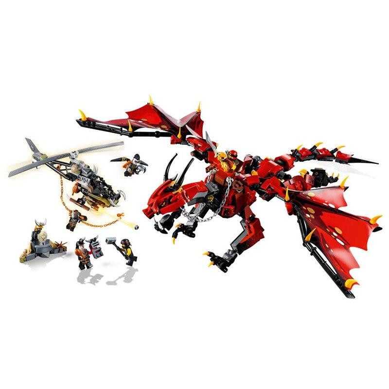 Ninjagoed Firstbourne Building Blocks kit Bricks Sets Ninja Movie Classic Model Kids Toys gift Marvel Compatible Legoe цена