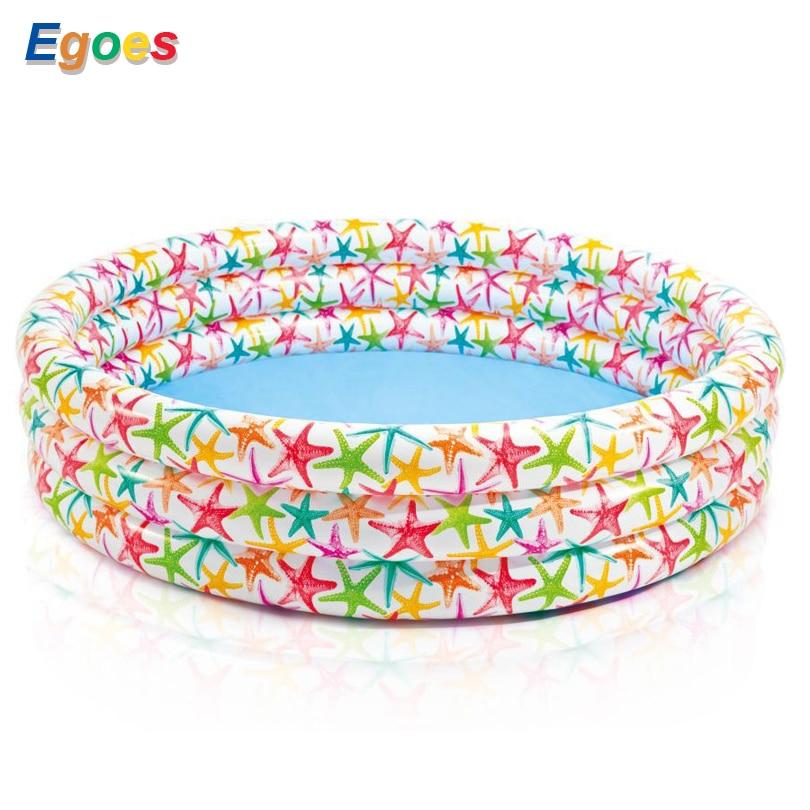 Egoes family inflatable Swimming Pool bathtub child padding pool 56440
