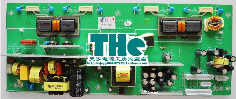 ФОТО Free Shipping>Original 100% Tested Working 32P08A power board LS3204002-02A-GP (1103)