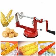 Спиральные чипсы, скрученный картофель, слайсер для картофеля, резак для картофеля, башня, машина для изготовления картофеля, слайсер для картофеля, ручной встряхиватель для овощей