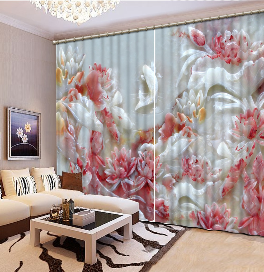 3D Printing Curtains New High-grade High Quality Blackout Curtains Lifelike Bedroom Living Room Sunshade Window Curtain CL-D1823D Printing Curtains New High-grade High Quality Blackout Curtains Lifelike Bedroom Living Room Sunshade Window Curtain CL-D182