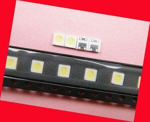 Image 4 - 200 pièce/lot pour réparation Philips Cool Hisense LED LCD TV rétro éclairage Article lampe SMD LED s 3535 3 V blanc froid diode électroluminescente