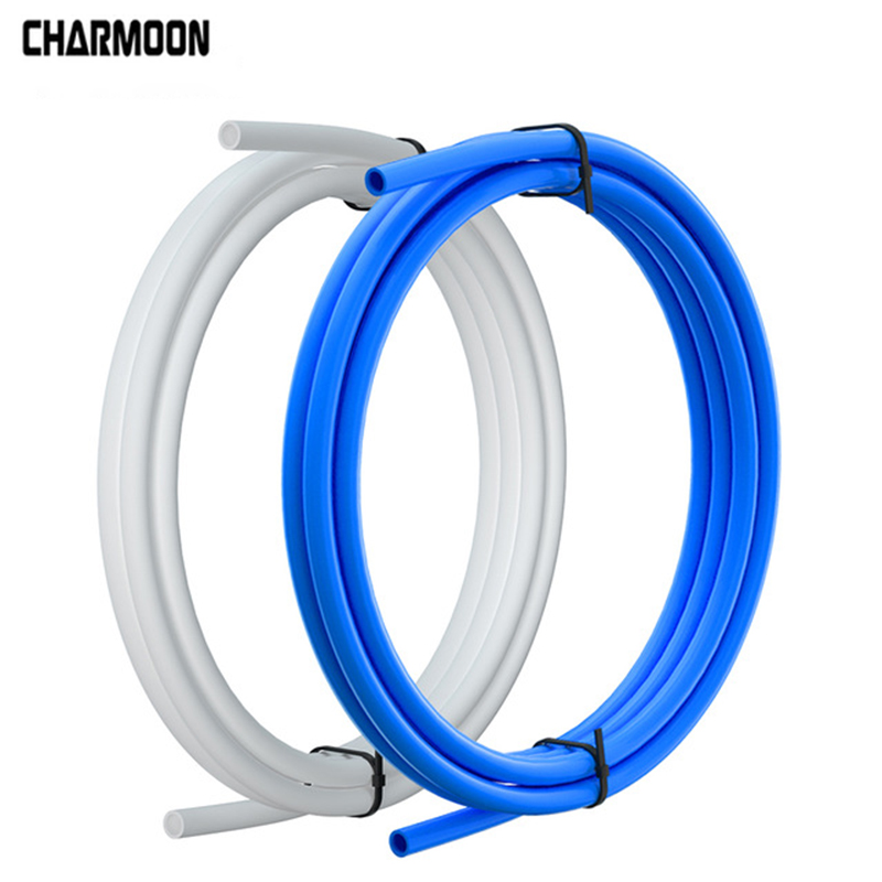 3D Printer Teflon PTFE Tube Tubing Feeding Pipe 1M For 1.75mm Filament Blue Kit