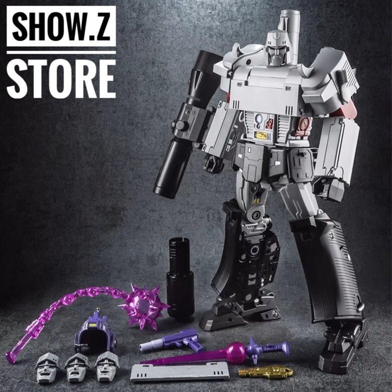 цены [Show.Z Store] Weijiang MPP36 NE-01 Oversized Not Masterpiece MP36 Transformation 32cm Action Figure MP-36