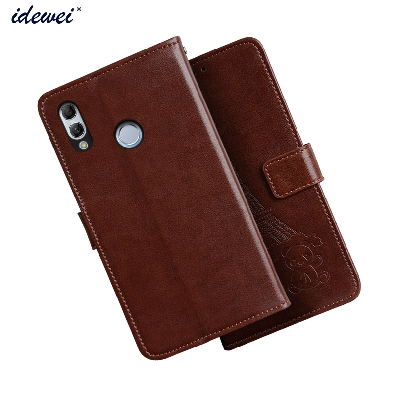 For Huawei Honor 10 Lite Case Cover Luxury Leather Case for Huawei Honor 10 Lite Phone Case Cover