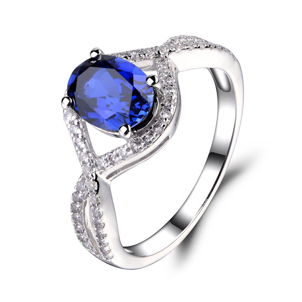 cushion hand bluehalosapphirering product cut rings ring wholesale halo price blue engagement sapphire