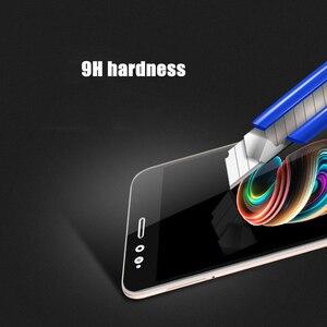 Image 4 - Szkło hartowane 20D dla Xiaomi Mi 5X 5C 5S ochraniacz ekranu na Redmi uwaga 5 Pro 5A 5 Plus Mi5 X C S Mi5x Mi5s 9H folia ochronna