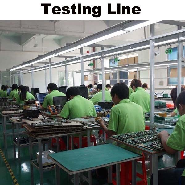 Testing Line