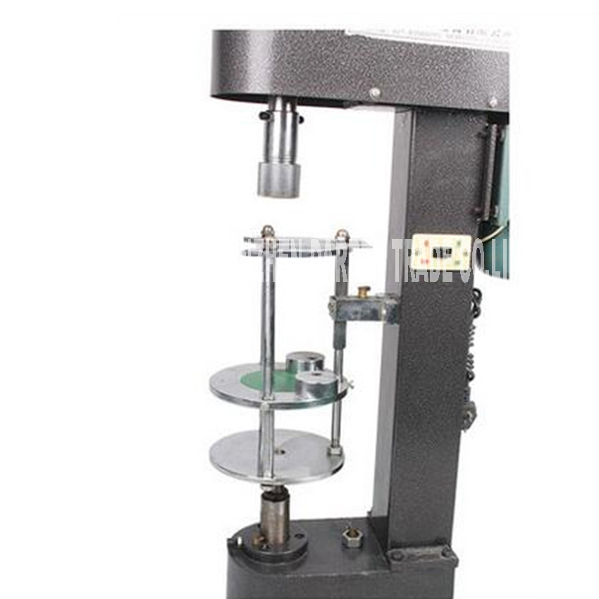 Полуавтоматическая блокировочная укупорочная машина TD SGL 0,4 0.6Mpa домашняя крышка замка бутылки машина 110/220 V 1 шт - 2