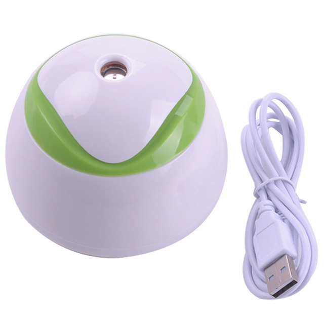 3 In1 LED Night Light USB Essential Oil Ultrasonic Air Humidifier Electric  Aroma Diffuser Aromatherapy House