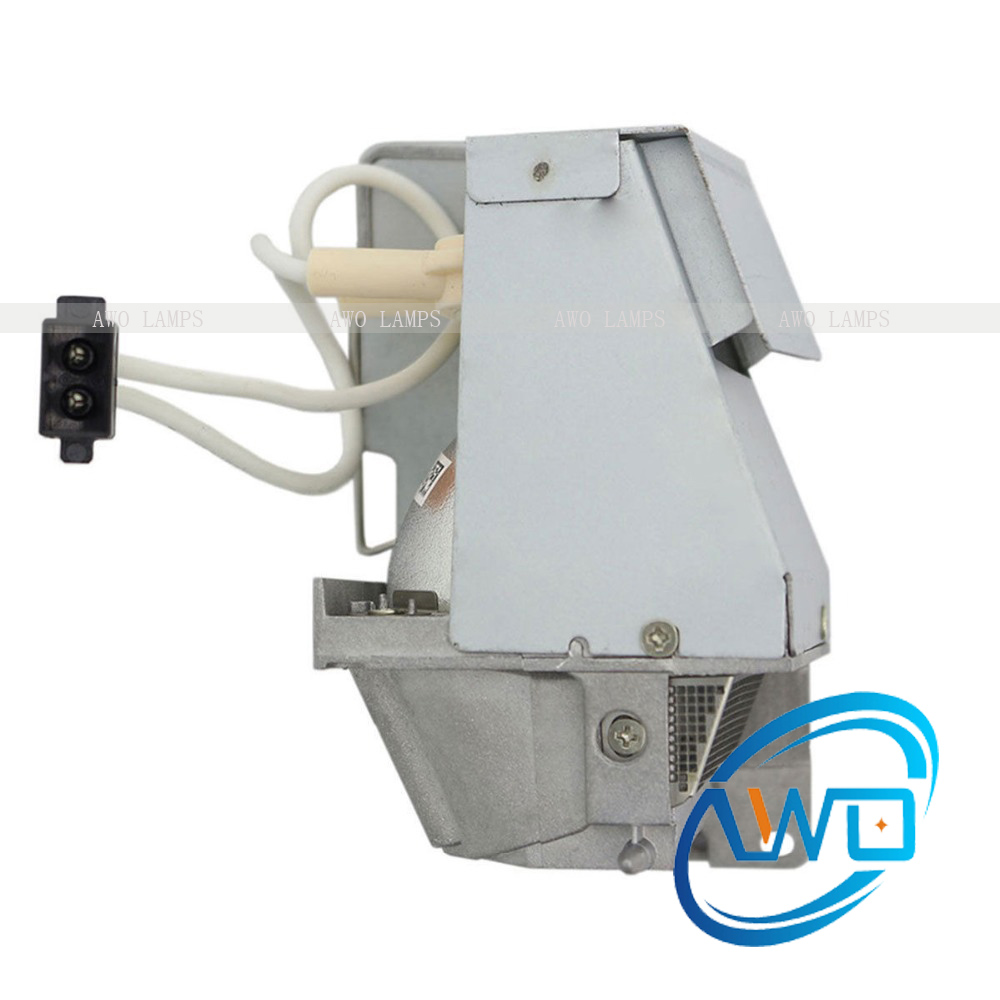 Free Shipping Original 725-BBDJ Projector Lamp P-VIP190W Inside with Housing for DELL 1450 Projector цена