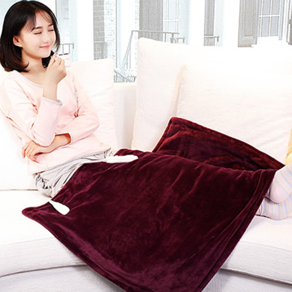 100x65cm Electric Blanket Electric Heated Blanket Mat 220v Manta Electrica Blanket Heated Blanket Couverture Electrique Carpets blanket