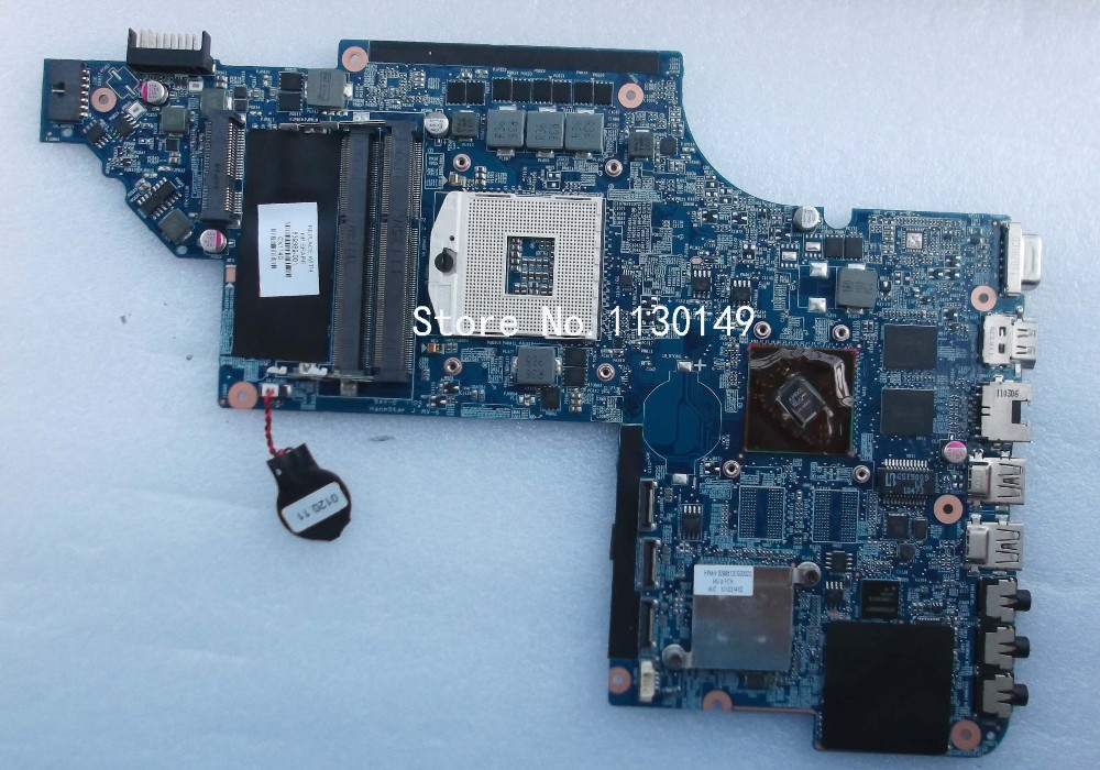 Free shipping 639389-001 mainboard for HP pavilion DV7 DV7T DV7T-6000 laptop motherboard 100% tested free shipping 655488 001 for hp pavilion dv7 dv7 6000 dv7t motherboard 6770 2g all functions 100