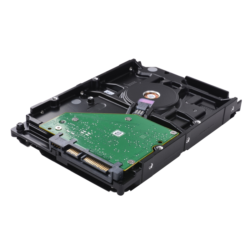JOOAN 3.5 HDD 500GB/1T/2T/4T SATA 6Gb/s 7200RPM Internal hdd Mechanical Hard Disk 64MB Cache Buffer For ip camera video record-in Transmission & Cables from Security & Protection