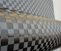 [ Toray original ] 12K 200gsm / 5.9oz Stretch Plain 8*8mm Big plaid Real Carbon Fiber Cloth Carbon fabric 100cm / 40 width