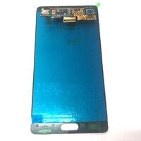 ACKOOLLA мобильных телефонов Дисплеи для samsung Galaxy Note 4 Аксессуары для мобильных телефонов Запчасти дисплеев мобильных телефонов Сенсорный экра