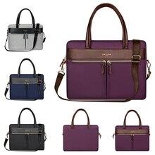 Large Capacity Laptop Bag 15 14 Notebook Single Shoulder Messenger Bag for Macbook Air Pro 15 Case Crossbody Bag Women Handbag все цены
