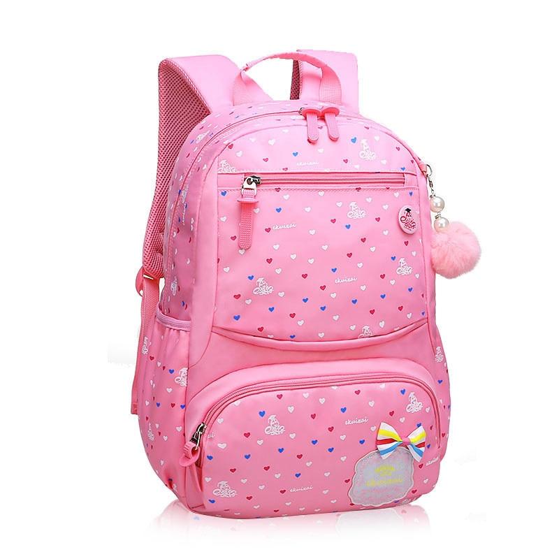 New Arrival Boys Girls Cute Children School Bags Ultralight Backpack Waterproof Book Bag Travel Rucksacks Mochila Escolar