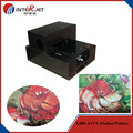 Upgarded A4 size UV  multi-purpose Flatbed printer, Business card &phone case printing &acrylic Flatbed printer , DHL free