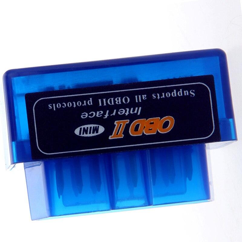 Auto care diagnosemonitor werkzeug, Neueste ULME327 327 bluetooth 2,0 codeleser scanner detector, mini OBDII Drehmoment OBD Auto Arzt