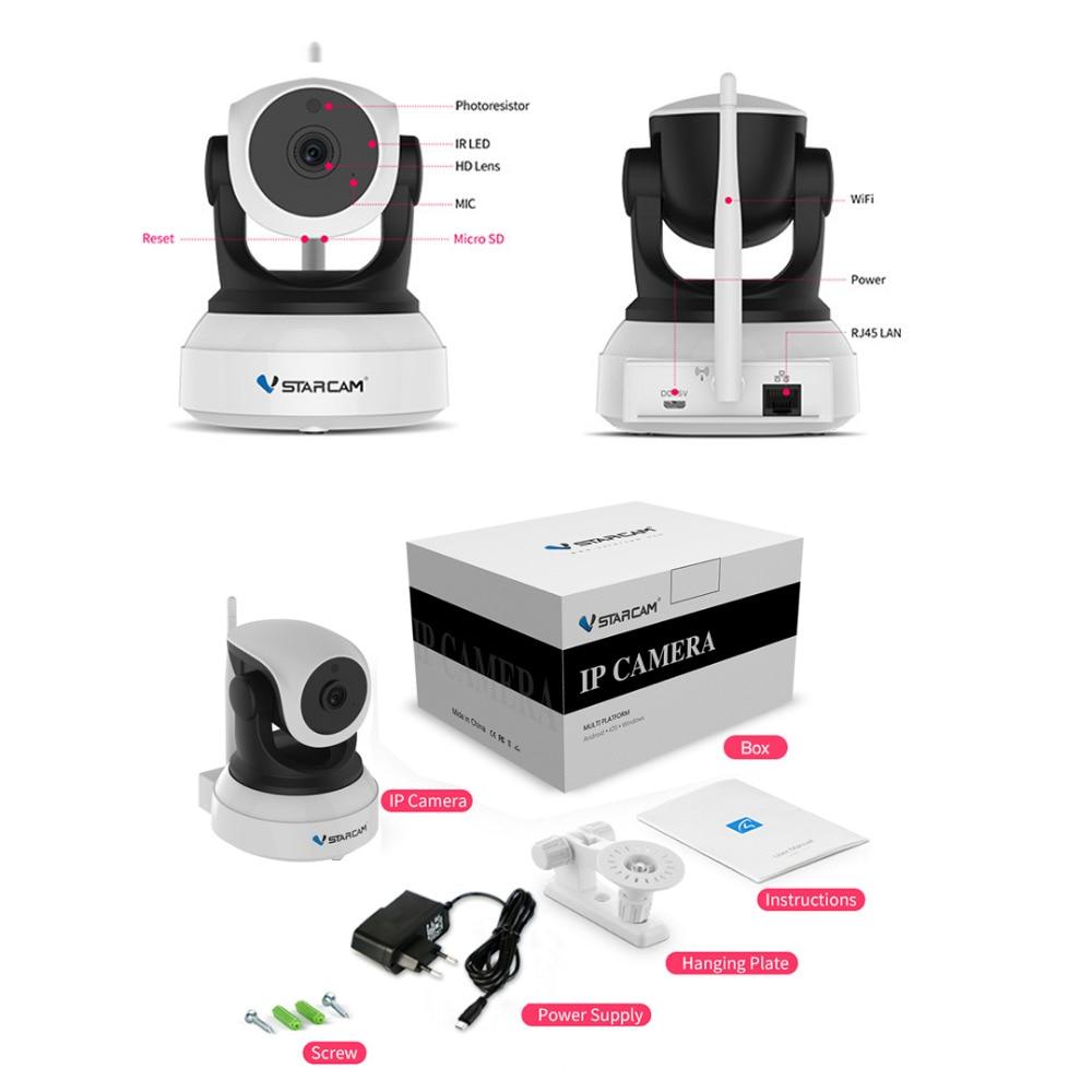 Originele Vstarcam 720 P IP Camera C7824WIP Wifi Surveillance CCTV - Veiligheid en beveiliging - Foto 6