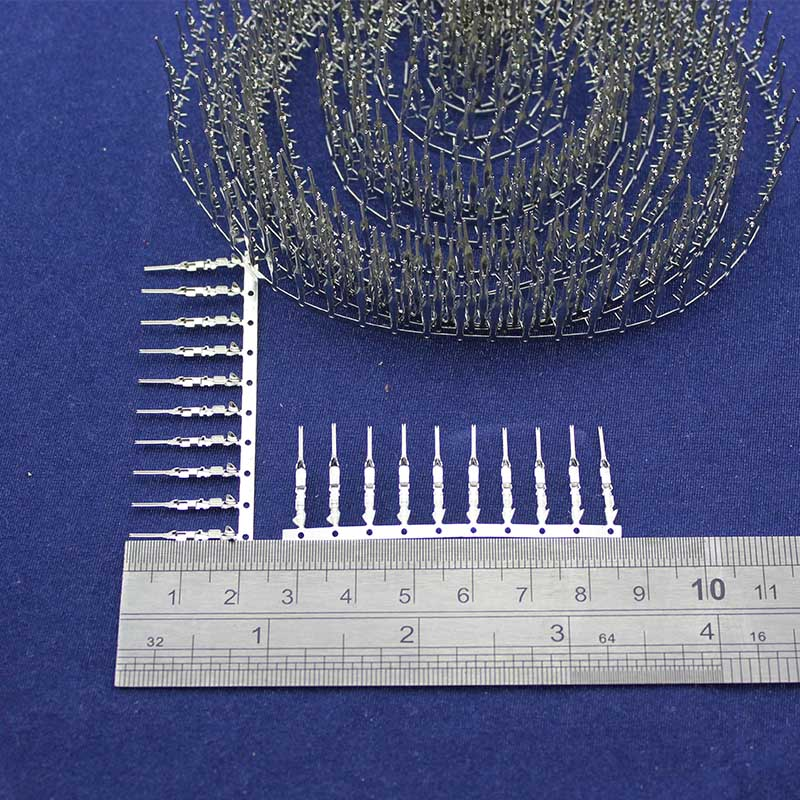 100pcs Dupont Male Pin Crimp Pin Jumper Terminal Connector Terminal Metal 2.54mm подвесной светильник crystal lux krus sp4 bell