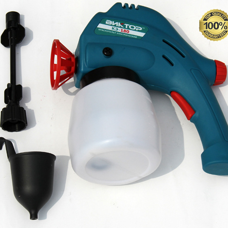 electrical paint gun for home use at good price and fast delivery 0.8mm paint gun