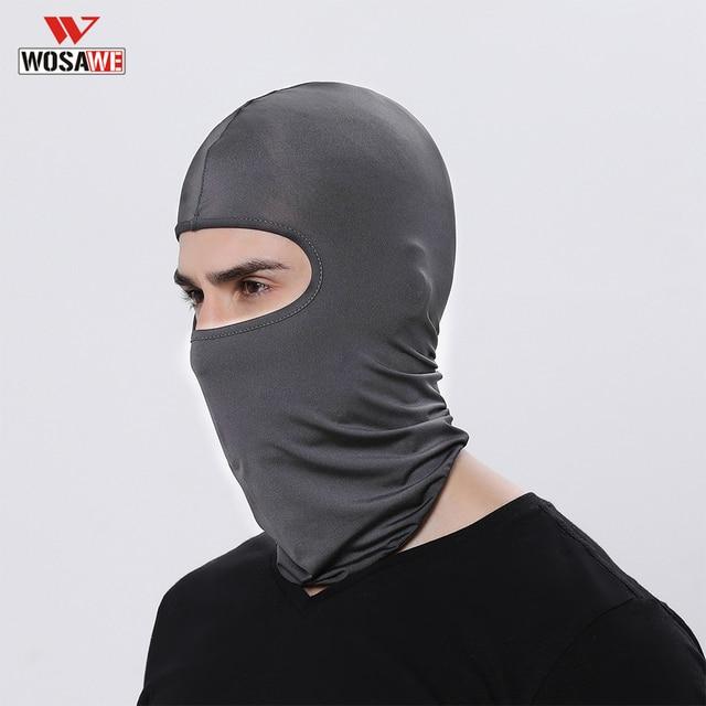 Balaclava Face Mask Motorcycle Tactical Face Shield Mascara Ski Mask Cagoule Visage Full Face Mask Gangster Mask 1