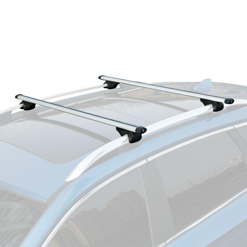 Suzuki Swift Universal Aluminium Anti-Theft Roof Bars 120cm