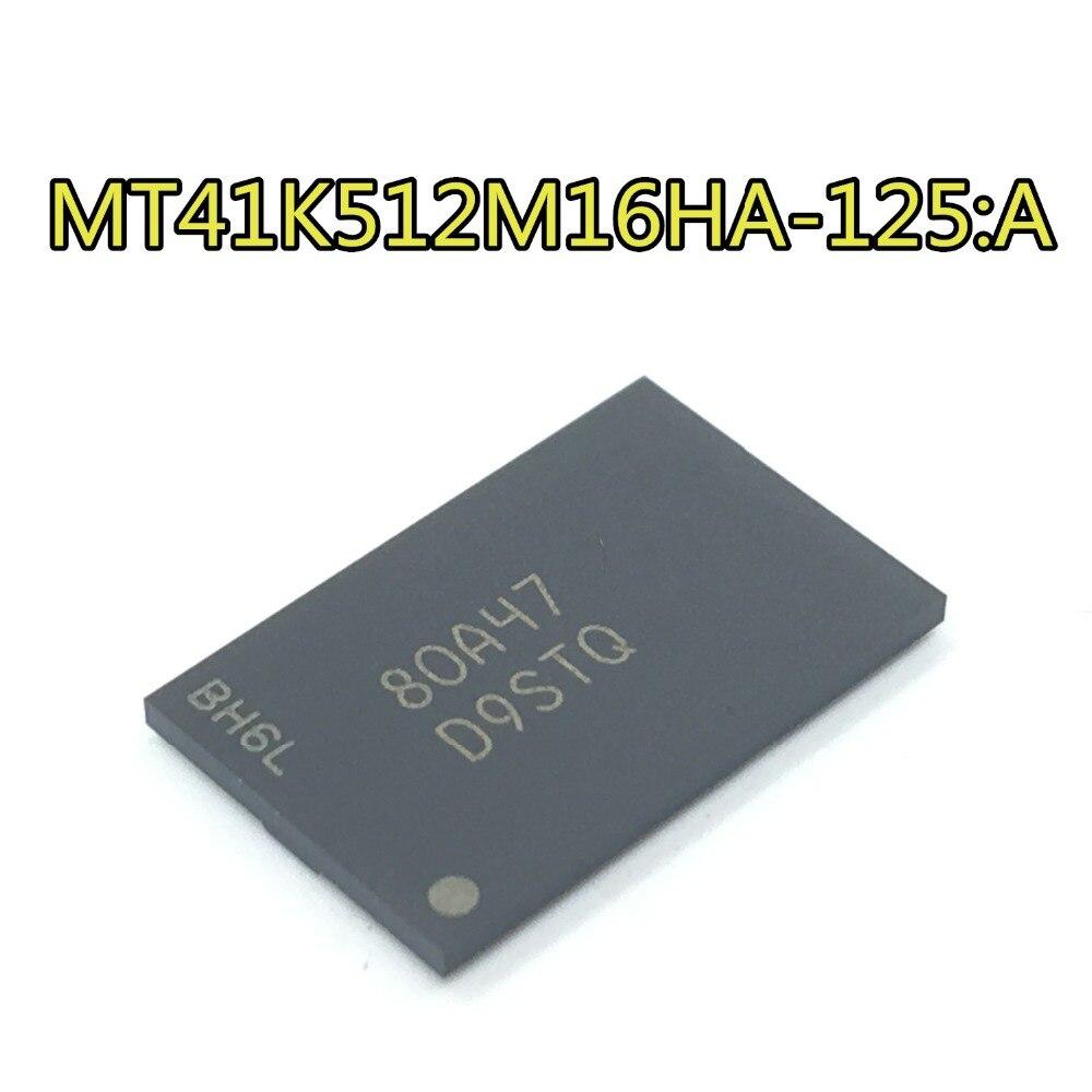 2017 + (2 PCS) (5 PCS) (10 PCS) 100% nuovo originale D9STQ MT41K512M16HA-125: UN BGA DDR3 8G chip di Memoria MT41K512M16HA-125: UN2017 + (2 PCS) (5 PCS) (10 PCS) 100% nuovo originale D9STQ MT41K512M16HA-125: UN BGA DDR3 8G chip di Memoria MT41K512M16HA-125: UN