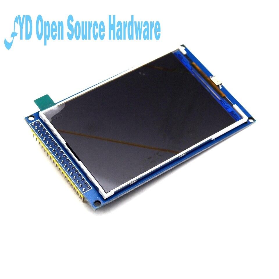 New 3.5 inch TFT LCD screen module 320X480 large dot matrix emWin routineNew 3.5 inch TFT LCD screen module 320X480 large dot matrix emWin routine