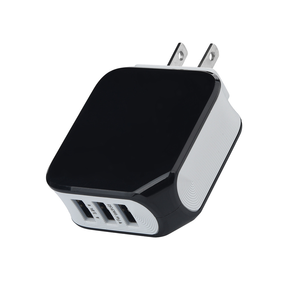 3.4A Quick Charger USB Phone Battery Charging Adapter 110v 220v iPhone Samsung