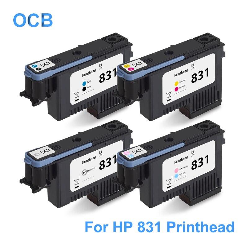 For HP 831 Latex Printhead CZ677A CZ678A CZ679A CZ680A Print Head For HP Latex 110 115 310 315 330 335 360 365 370 560 570 hp 831 black cyan cz677a
