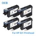 Para HP 831 de cabezal de impresión CZ677A CZ678A CZ679A CZ680A cabeza de impresión para HP de 110, 115, 310, 315, 330, 335 360, 365, 370, 560, 570
