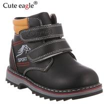 Winter toddler boots Classic Ankle Felt Boots Boy Woolen Plush Warm Snow Waterproof Martin Boys Rubber Shoes EU Size 22-27