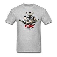 Hombres Avenged sevenfoldness arte digital Camisas púrpura diseños de rock camiseta para adultos famoso o-cuello trajes
