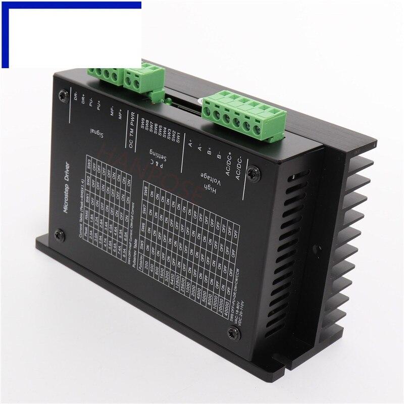 HPS-2608MH Driver 57/86 Motor Driver Highest 256 To Subdivide Voltage 18-80VHPS-2608MH Driver 57/86 Motor Driver Highest 256 To Subdivide Voltage 18-80V