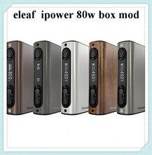 Eleaf istickพลังงาน80วัตต์TCสมัยกล่องที่มี5000มิลลิแอมป์ชั่วโมงแบตเตอรี่และลักษณะแฟชั่นและคู่ป้องกันวงจร