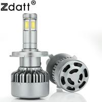 Zdatt 360 Degree Lighting CSC Chip H4 Led Bulb 100W 12000LM Headlights H7 H8 H119005 HB3