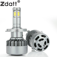 Zdatt 360 Degree Lighting CSC Chip H4 Led Bulb 100W 12000LM Headlights H7 H8 H119005 HB3