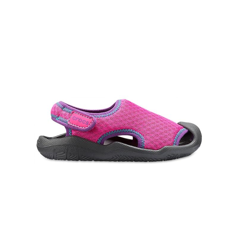CROCS Swiftwater Mesh Sandal K KIDS or boys/for girls, children, kids TmallFS