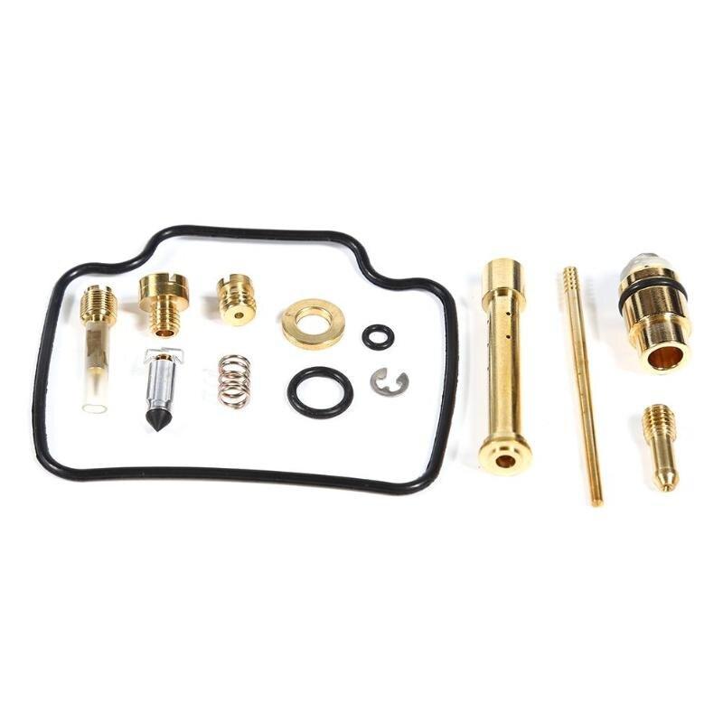 Carburetor Rebuild Kit Repair For Suzuki Quadrunner 500 LT-F500F 1998-2002