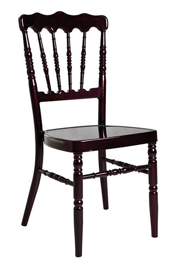 Wholesale Quality Strong Aluminum Napoleon Chair For Wedding Events Party